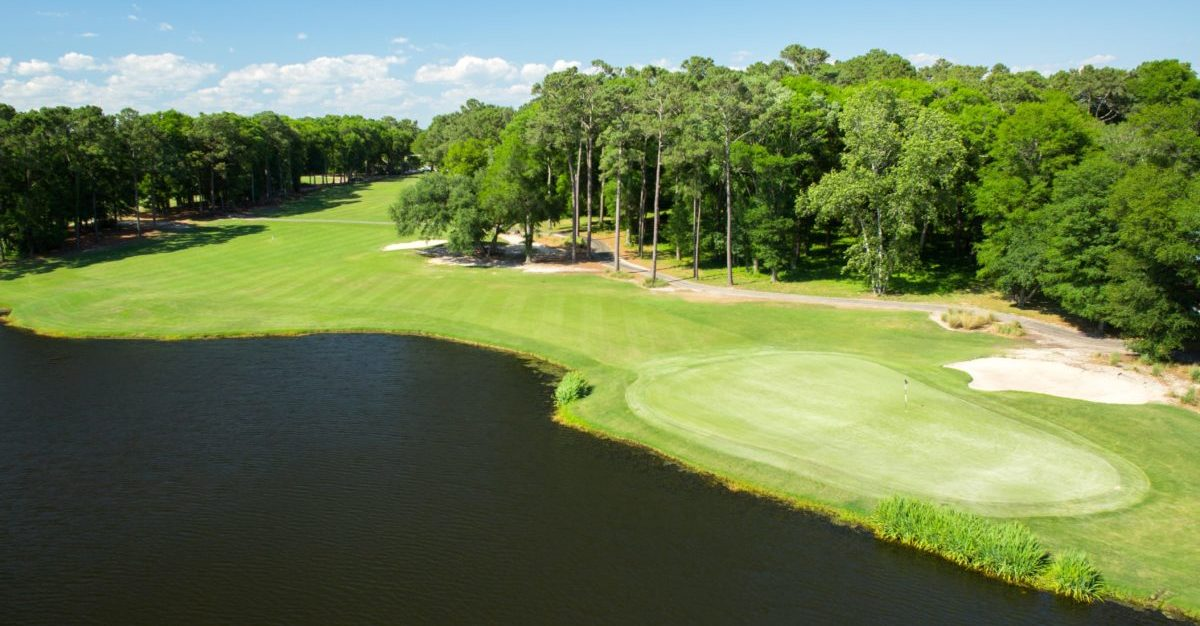 Oyster Bay Hole 1
