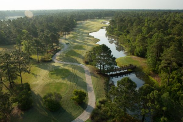 Tiger's Eye Golf Links Hole 5