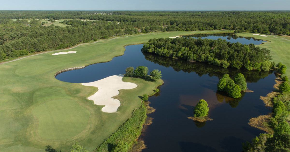 Myrtle Beach Golf Trail Tee Time Package