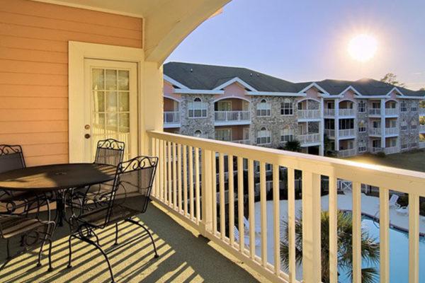 Myrtlewood Balcony