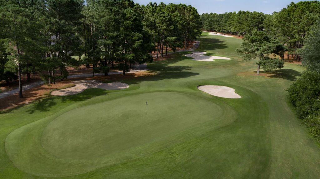 Meadowlands golf course