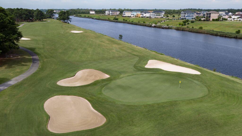 Myrtlewood Palmetto golf course