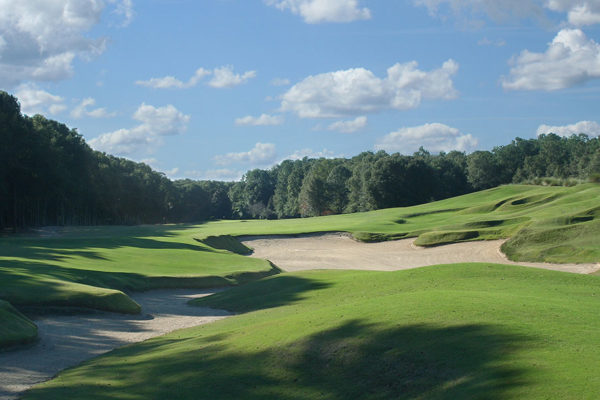 wachesaw plantation east hole 9